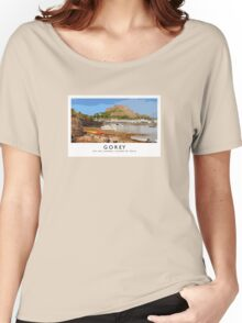 Gorey (Railway Poster) Women's Relaxed Fit T-Shirt