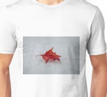 Snow, and Leaf Unisex T-Shirt
