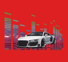 music cars techno, need for speed, asphalt, gta One Piece - Short Sleeve
