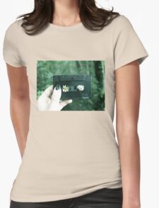 The Sounds Of Nature Womens Fitted T-Shirt
