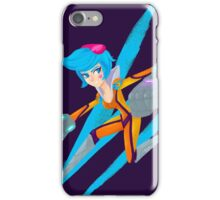 Here comes the punchline iPhone Case/Skin