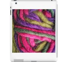 Knit Texture 02 iPad Case/Skin