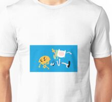 Stickers Time! Unisex T-Shirt