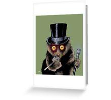 Dandy Loris Greeting Card