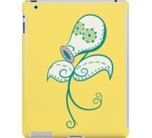 Bellsprout Pokemuerto | Pokemon & Day of The Dead Mashup iPad Case/Skin