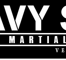 Navy Gym MMA by Bamboer