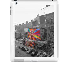 NewYork wall art iPad Case/Skin