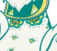 Victreebell Pokemuerto | Pokemon & Day of The Dead Mashup Sticker