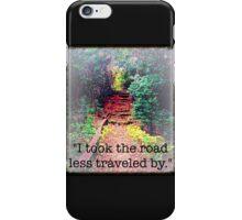 Hidden Road iPhone Case/Skin
