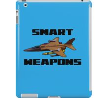 Smart Weapons by #fftw iPad Case/Skin