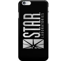 Star Labs Silver iPhone Case/Skin