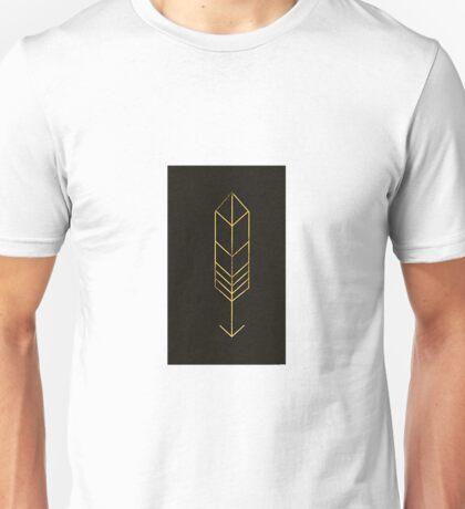 Tori Kelly Black Feather 2  Unisex T-Shirt