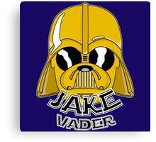 Jake Adventure Time Canvas Print