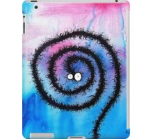 the creatures from the drain painting 5 iPad Case/Skin