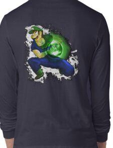 Kamehame-Luigi Long Sleeve T-Shirt