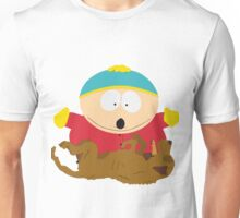 Cartman and his dead friendly dog Unisex T-Shirt