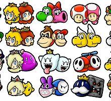 Mario Toons  by sirllamalot
