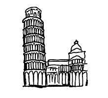 Pisa Italy Photographic Print