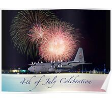 USAF Independence Day Poster Poster