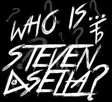 Broken Pixel - Who Is Steven Sella? by ABrokenPixel