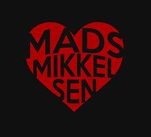 Valentine - Mads Mikkelsen Women's Fitted Scoop T-Shirt