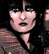 Siouxsie Sioux 2 Sticker