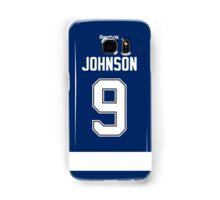 Tampa Bay Lightning Tyler Johnson Jersey Back Phone Case Samsung Galaxy Case/Skin