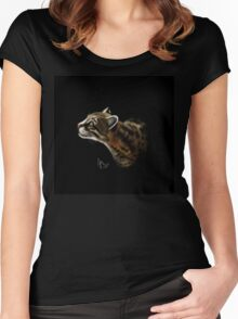 Ocelot Women's Fitted Scoop T-Shirt