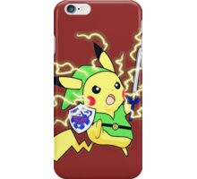 Pokemon Zelda iPhone Case/Skin