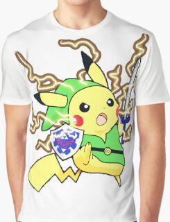 Pokemon Zelda Graphic T-Shirt