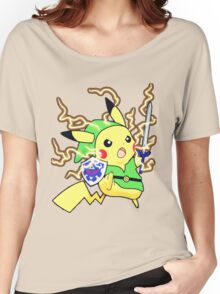 Pokemon Zelda Women's Relaxed Fit T-Shirt