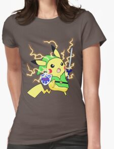 Pokemon Zelda Womens Fitted T-Shirt
