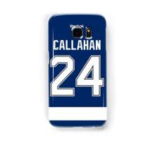 Tampa Bay Lightning Ryan Callahan Jersey Back Phone Case Samsung Galaxy Case/Skin