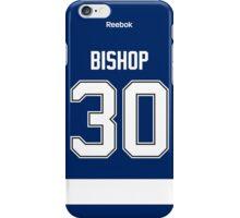 Tampa Bay Lightning Ben Bishop Jersey Back Phone Case iPhone Case/Skin