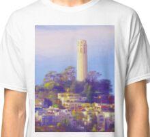 Coit Tower Classic T-Shirt