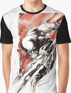 Wolverine Slash Graphic T-Shirt