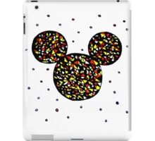 Abstract Mickey iPad Case/Skin