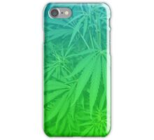Weed Case Design #2 iPhone Case/Skin