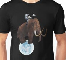Astro Mammoth  Unisex T-Shirt