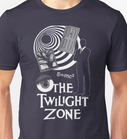 Twilight Zone Eye Unisex T-Shirt