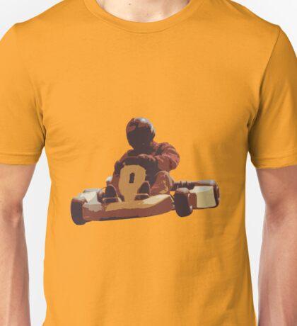 Go Kart N°1 drawing mode Unisex T-Shirt