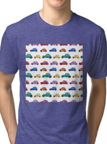 Italian cars Tri-blend T-Shirt