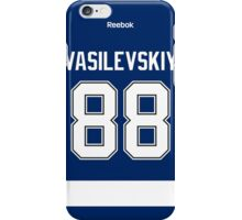 Tampa Bay Lightning Andrei Vasilevskiy Jersey Back Phone Case iPhone Case/Skin