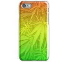 Weed Case Design #3 iPhone Case/Skin