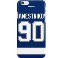Tampa Bay Lightning Vladislav Namestnikov Jersey Back Phone Case iPhone Case/Skin