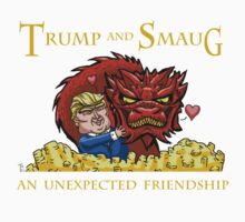 Trump and Smaug: An Unexpected Friendship Kids Clothes