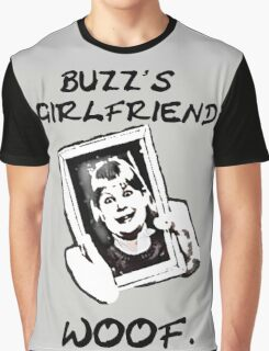 Home Alone: Buzz's Girlfriend Graphic T-Shirt