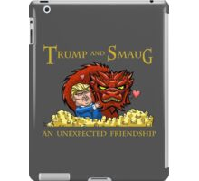 Trump and Smaug: An Unexpected Friendship iPad Case/Skin