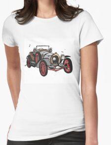 Chitty Chitty Bang Bang Womens Fitted T-Shirt