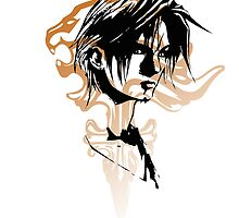 Final Fantasy Griever Squall by hinomaru17